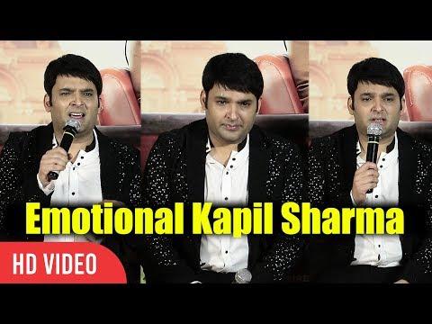 Kapil Sharma Full Speech | Emotional | Comedy | Firangi Official Trailer Launch
