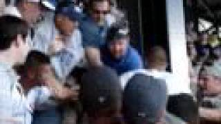 Huge Cubs/White Sox Crosstown Classic Punching Brawl 6/28/08