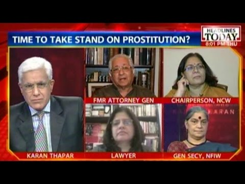 To The Point - To The Point: What should India's stand on prostitution be?