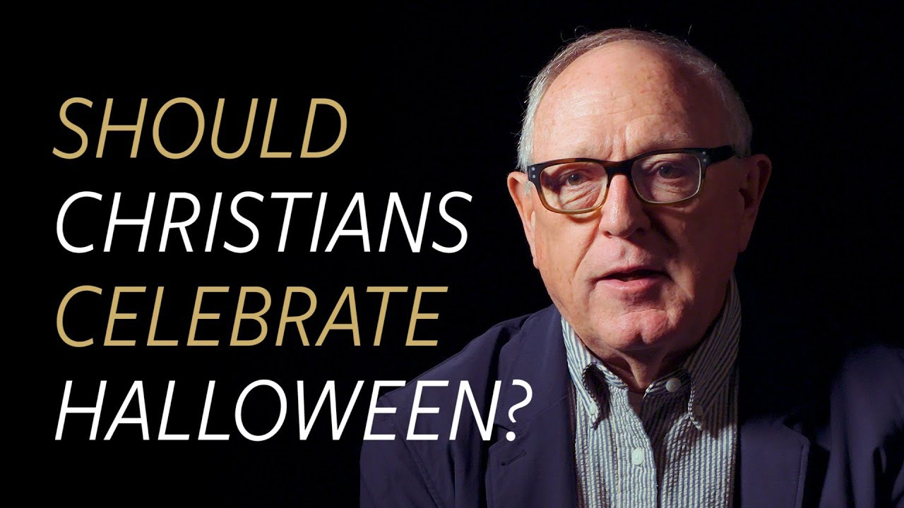 should christians celebrate halloween? - youtube