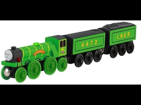 Thomas Wooden Railway Discussion 4 2013 Flying Scotsman