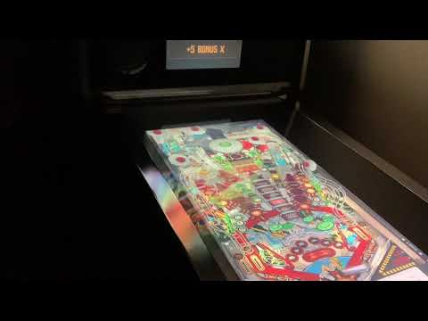 Arcade1up: AFM hyperactive nudge from Kevin Dolorico