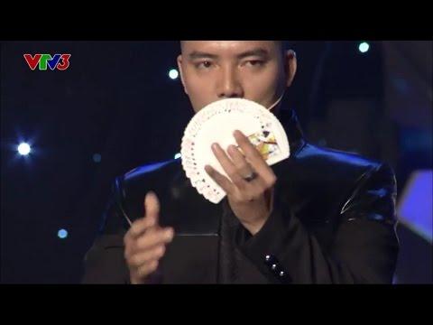 Vietnam got talent 2014 Nguyễn Việt Duy, Ảo thuật gia  - Bán kết 3, Vòng sơ loại - VietShowBizRevet