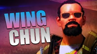 THE DIVISION 2 WING CHUN EDITION