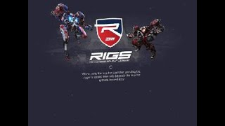 Diary of a GOD BLOG 120 RIGS Mechanized Combat League™ 🎥🌎🌏🌍🌌👽