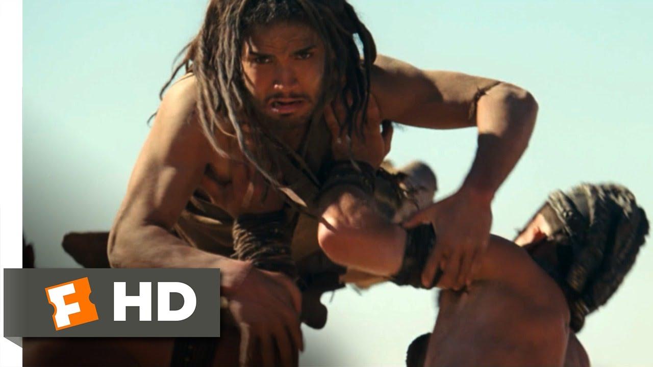 10,000 BC (5/10) Movie CLIP - Sacrifice One (2008) HD