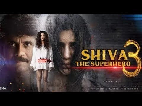 Shiva The Super Hero 3 Hindi Dubbed Full Movie Review 2018   Samantha   Nagarjuna