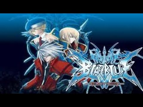 BlazBlue: Calamity Trigger Portable [PPSSPP] Gameplay |