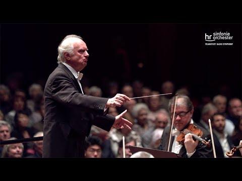 Wagner: Der fliegende Holländer – Ouvertüre ∙ hr-Sinfonieorchester ∙ Marek Janowski