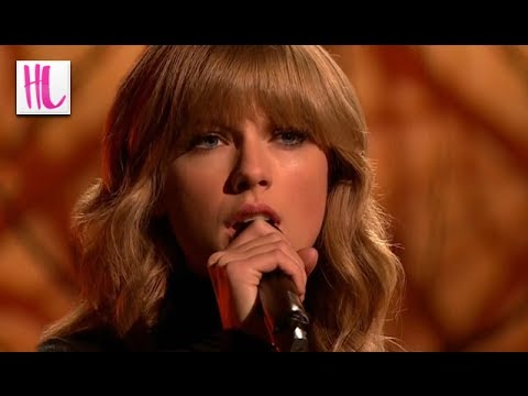 Taylor Swift 'X Factor' UK Performance Dissed By Fans As Boring