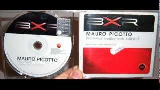 Mauro Picotto - Proximus medley with Adiemus (2000 Komodo mix)