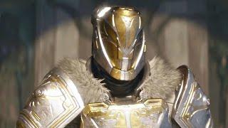 Destiny Rise of Iron - All Cutscenes / Full Movie