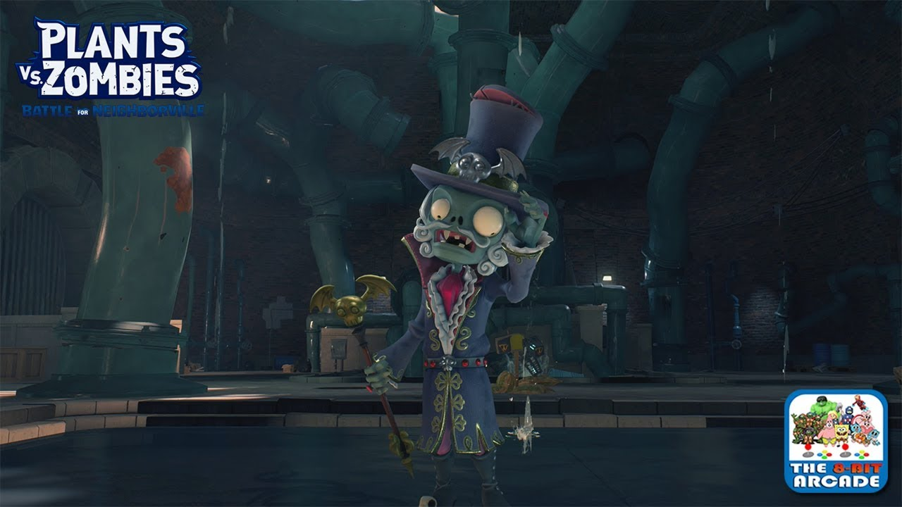 Plants VS Zombies: Battle For Neighborville - Baron von Bats loves his Hats  (Xbox One Gameplay)