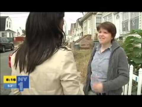 NY1: VNSNY Post Disaster Distress Response Program
