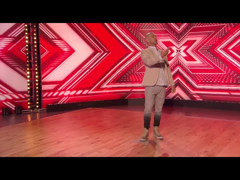 The USA is in the UK with Christopher Peyton - The X Factor UK PREVIEW on AXS TV