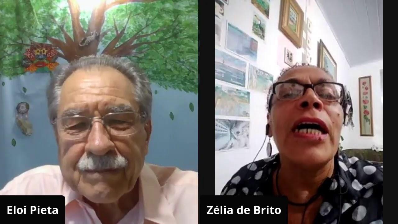 FIQUE LIGADO: ELÓI CONVERSA COM ZÉLIA BRITO E MAGALI SILVESTRE SOBRE A CONFERÊNCIA POPULAR