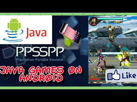 Easily Play Java Games On Android!!! Without Root!!