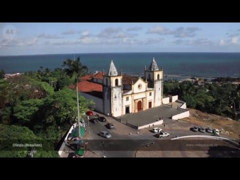 Die Küstenstadt Olinda • Brasilien