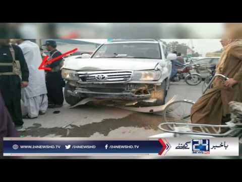 MPA Mujahid Achakzai shift in police station without any remand
