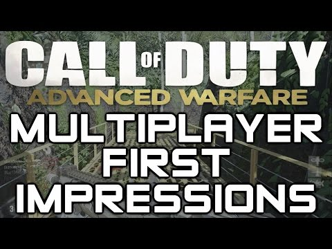First Impressions - Call of Duty Advanced Warfare Multiplayer Review (CoD AW)
