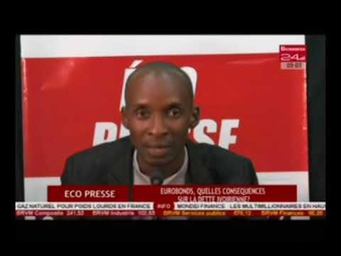Business 24 / Eco Presse - Eurobons, quelles conséquences sur la dette Ivoirienne ?