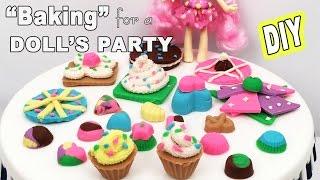 Cookies Bon Bons Cupcakes & Shopkins Shoppies Bubbleisha Donatina - CoolToys