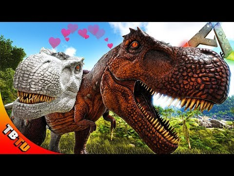 HIGH LEVEL REX TAMING, BREEDING AND MUTATIONS! Ark: Vanilla Survival  Evolved E45 [Live Stream]