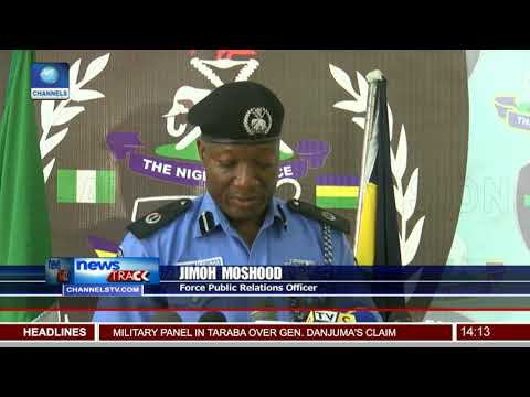 Police Arrest Twelve Suspects Linked To Offa Bank Robbery