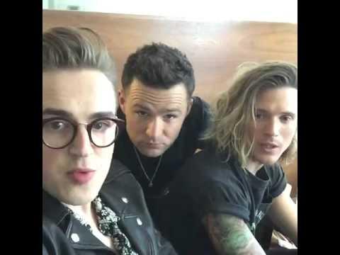 McFly livestream #McFlyAnthologyTour