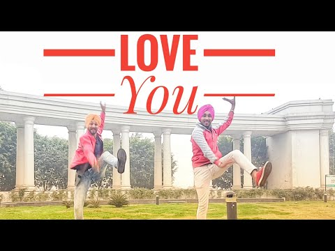 BHANGRA ON LOVE YOU || SHARRY MAAN ||...