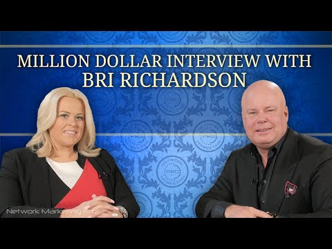 Million Dollar Interview with Bri Richardson