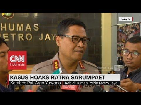 Polda Metro Jaya Terima Empat Laporan atas Kasus Penipuan Ratna Sarumpaet