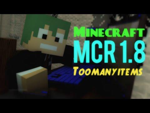แจกตัวเกมส์ MCR 1.8 TMI (เล่นได้ทั้งมี id และไม่มี id)