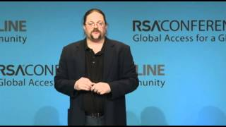 RSA Conference 2012 -- Cyber War: You