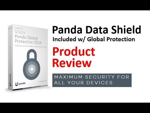 Panda Security Data Shield Global Protection Review