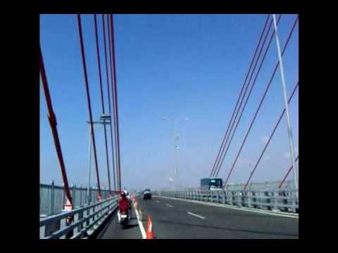 From Madura To Surabaya (Suramadu Bridge) - Indonesia