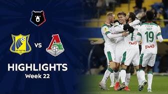 Highlights FC Rostov vs Lokomotiv | RPL 2019/20