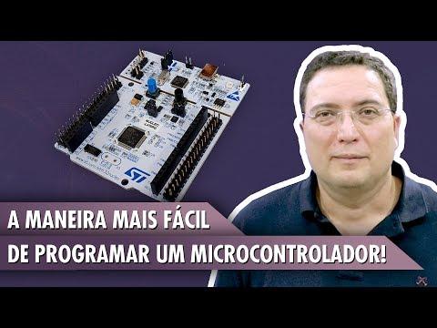 A maneira mais fácil de programar um microcontrolador!