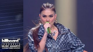 "BILLBOARD INDONESIA MUSIC AWARDS 2020 - Agnez Mo ""Diamonds"""