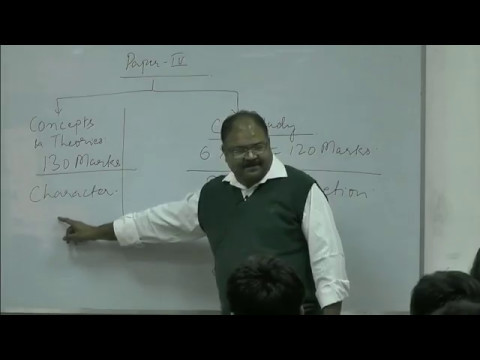 Ethics lecture for IAS by Soubhik Sen