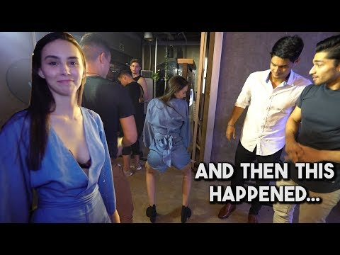 1st Time Partying In Manila! (NightLife Experience)