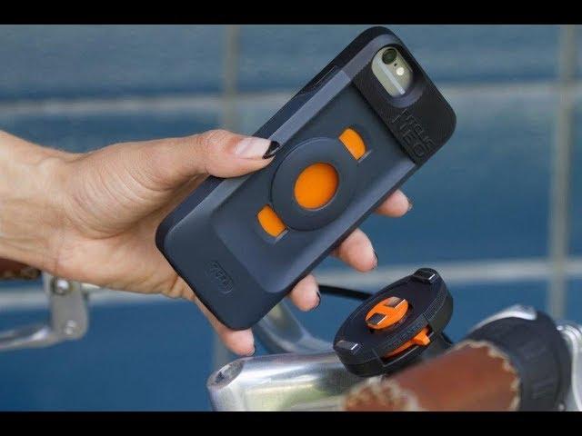 FitClic Neo iPhone Case + Sport-Mounts Bundle (iPhone 6/6s/7/8) video thumbnail