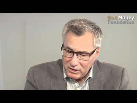 Eric Sprott talks to James Turk in Munich