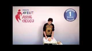 Philips AVENT Anne Okulu - Bebeklerde Gaz Sancısını Gidermenin Yolları - 1