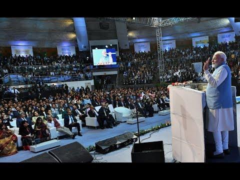PM Shri Narendra Modi addresses 'CREDAI YouthCon 2019' in New Delhi
