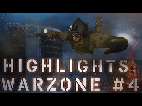 WARZONE HIGHLIGHTS | Хайлайты со стримов Call Of Duty ВАРЗОН #4