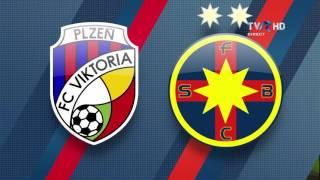 Viktoria PLZEN - STEAUA Bucharest 1 - 4