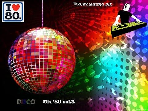 Mix Dance anni '80 Vol 3