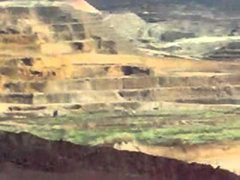 Visita à Vale Fertil Turma 01 Tec Mineração Senai Catalão