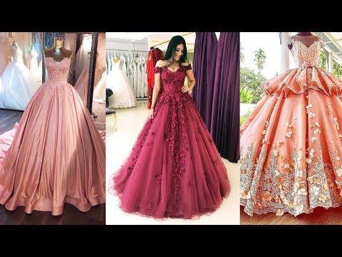 Top 20 Vestidos tipo Princesa 💕 Para Festa de 15 Anos!!